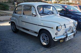 SEAT 600l 1973