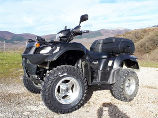 ATV SUZUKI KING QUAD 700