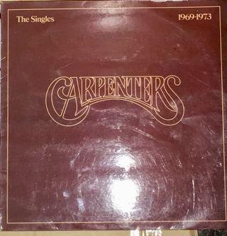 LP vinilo de CARPENTERS