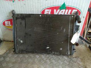 177943 Radiador agua RENAULT SCENIC 1.9 dCi Diesel