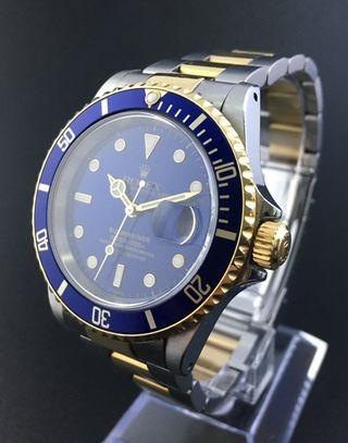 4017f591975 Reloj Rolex Submariner de segunda mano en WALLAPOP
