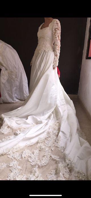 vestido de novia de segunda mano en la provincia de las palmas en
