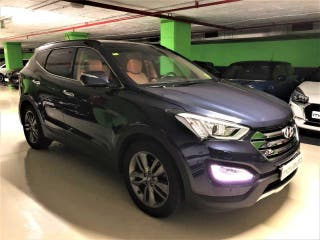Hyundai Santa Fe 2.2CRDi 4x4 Style Aut. 7s **TECHO-GPS-XENON-LED**