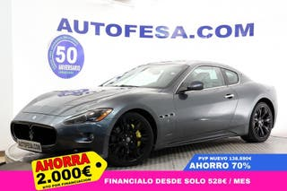 Maserati Granturismo S 4.7 V8 440cv Auto 2p