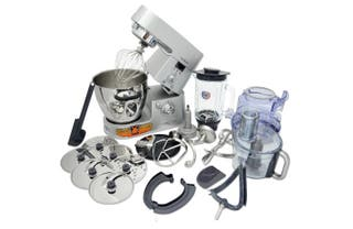 Robot de cocina cooking chef de kenwood