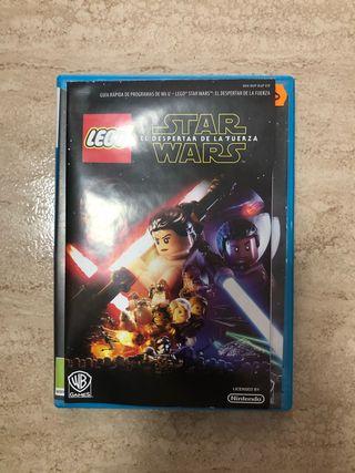 LEGO STAR WARS NINTENDO WII U