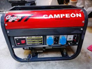 Generador Campeón MK 3600w