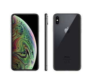 iPhone Xs max 512 gb gris espacial