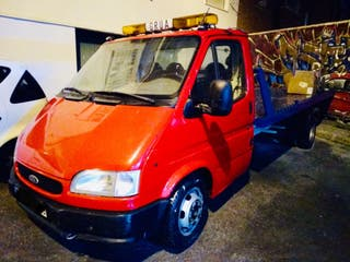 Ford transit Camion Grua