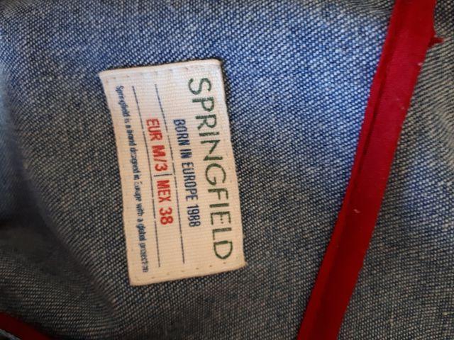 Cazadora hombre Springfield
