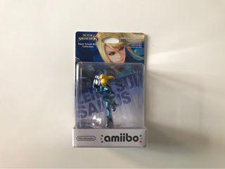 Amiibo Samus Zero Nintendo