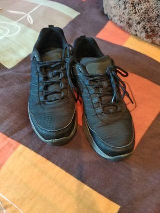 Zapatillas treking talla 38