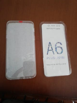 funda samsung A6 plus