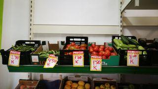 traspaso frutería y tienda de alimentación