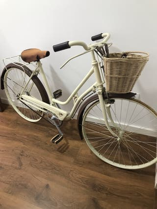 Bicicleta vintage decorativa BH Gacela