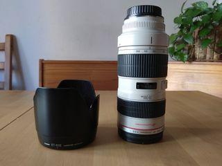 Objetivo Canon 70-200mm 2.8