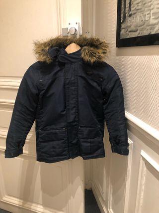 Kidhood IXON jacket navy blue s-10 years old