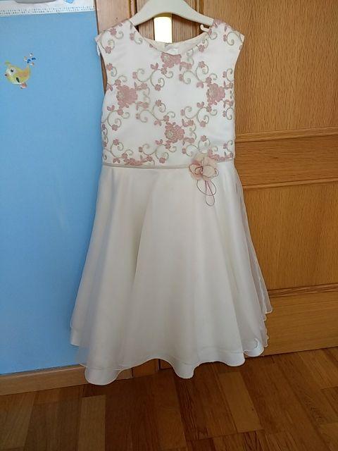 89440cb23 Vestido niña talla 10 años de segunda mano por 25 € en San Martin en ...