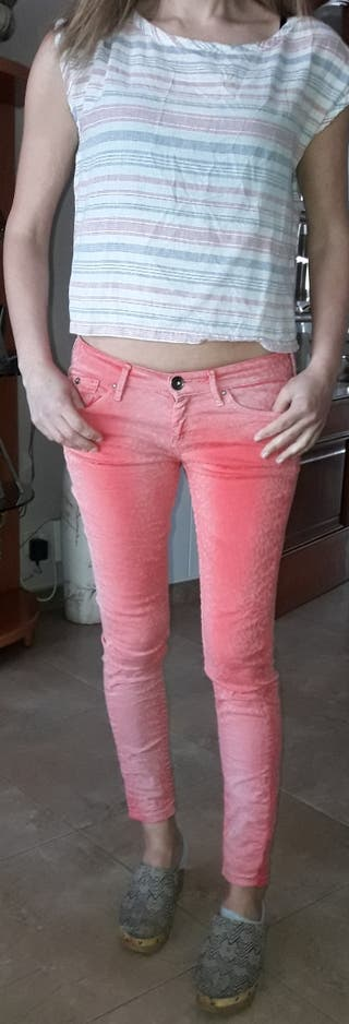 Pantalones + blusa Pepe Jeans