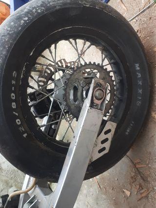 ruedas pit bike