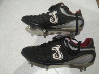 botas fútbol tacos intercambiables