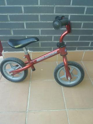 bicicleta para niño hasta 4 años