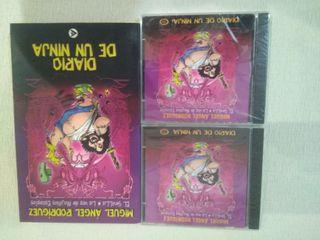 Libro/cds Diario de un ninja, El Sevilla