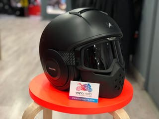 Casco SHARK DRAK Negro Mate