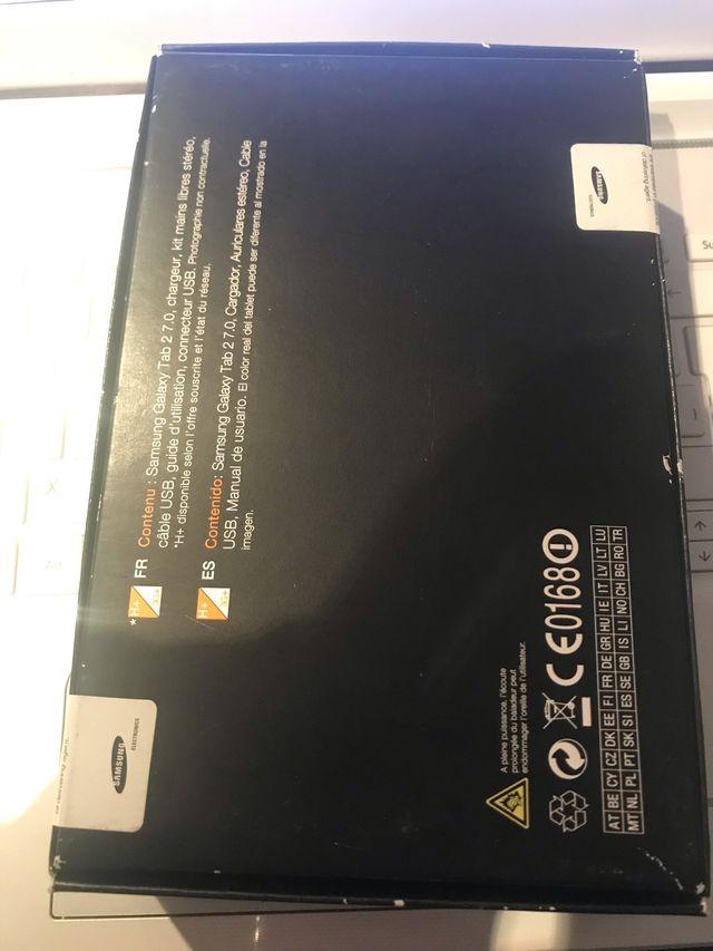 Tablet Samsung Tab2 7.0