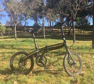Bici eléctrica Hercules e-Versa Pro