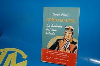 Libro CORTO MALTES la balada del mar salado