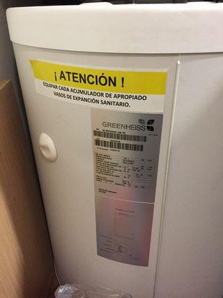 Calentador de agua 120L
