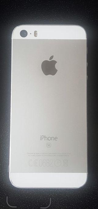 iPhone SE 64GB Blanco Plateado
