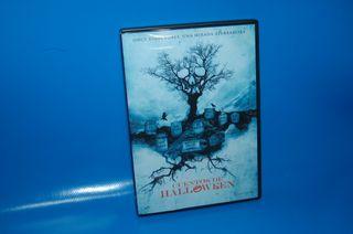Pelicula DVD CUENTOS DE HALLOWEEN -buen estado