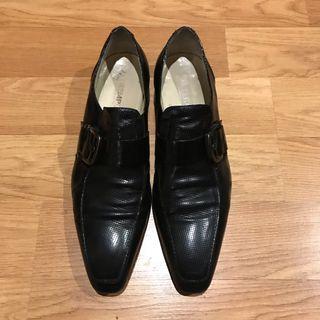 Zapato fiesta hombre cuero talla 44