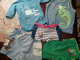 Bañadores de niño 12 meses