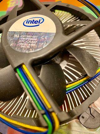 Ventilador para procesador Core i7