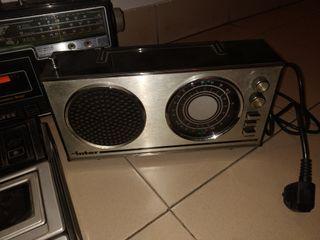 lote radios antiguas