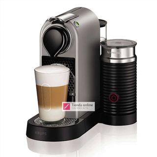 Cafetera de Cápsulas Krups XN760B 2,4 L 19 bar 126