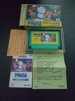 Doraemon Nintendo famicom