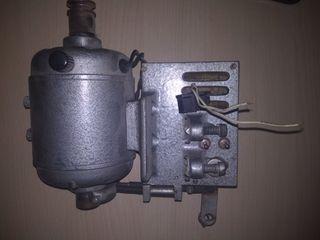 antiguedad motor maquina coser