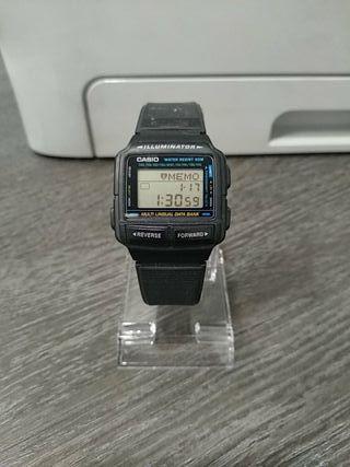 Por 89 De 59 Db Nos Nuevo Mano Reloj Vintage Segunda Casio wilXukTOPZ