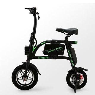 Moto, Bicicleta eléctrica moderna, 350w
