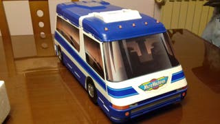 SUPER VAN CITY Micro Machines de Famosa