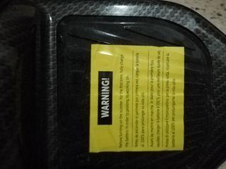 Patinete eléctrico con asiento