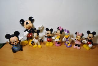 Figuras Mickey Minnie