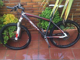 Bicicleta Scott tamaño 26