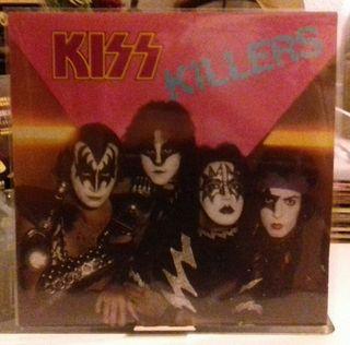 Disco vinilo Kiss,Killers