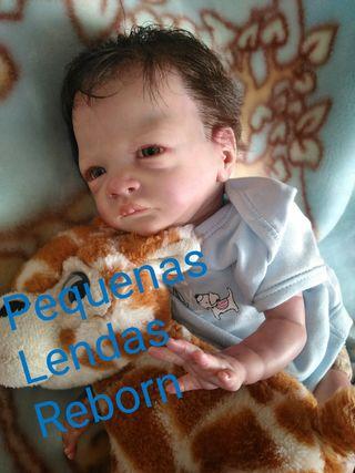 bebe reborn prematuro