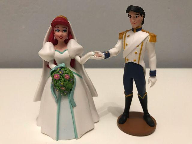 Ariel y Eric